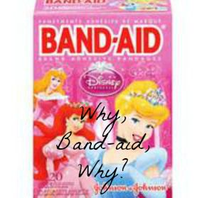 Why, Band-Aid? Why?