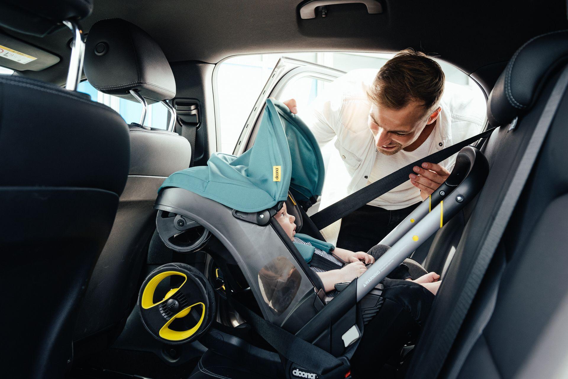 Doona Car Seat & Stroller Car seats, Doona car seat