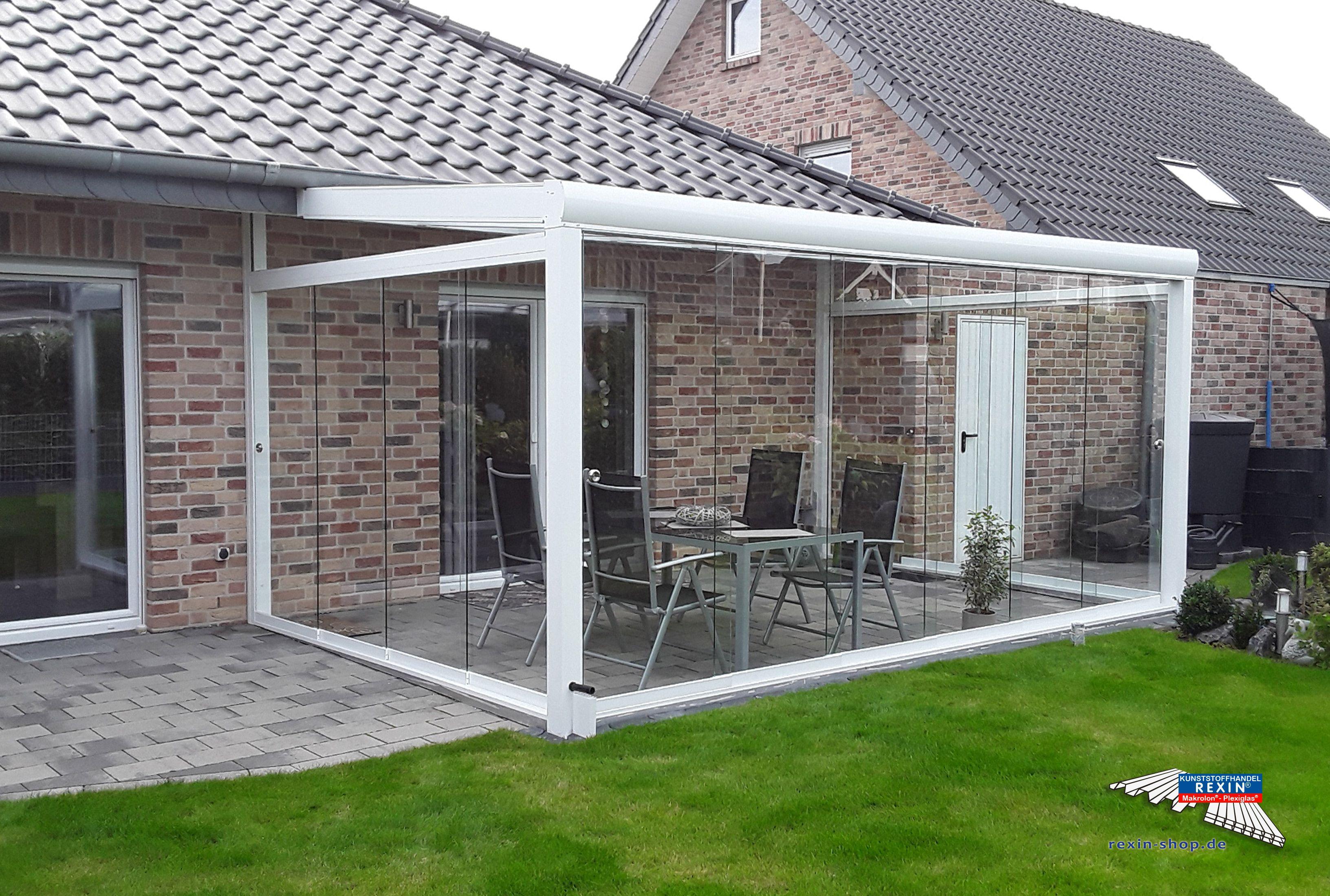 Terrassendach Aus Aluminium Mit Vsg Glas Kompl Neu ~ Terrassendach m alu anthrazit vsg glas mm terrasse