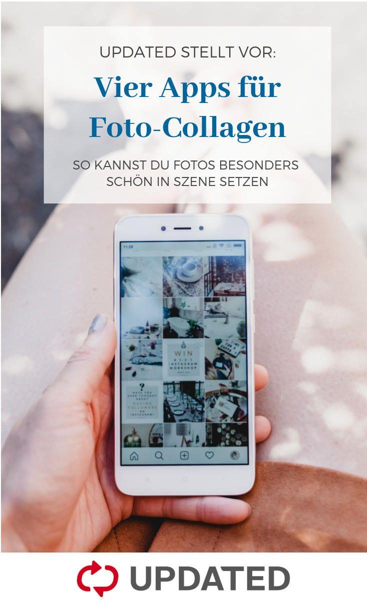 Foto Collagen Erstellen 4 Apps Fur Schone Designs Collage Erstellen Collage App Apps