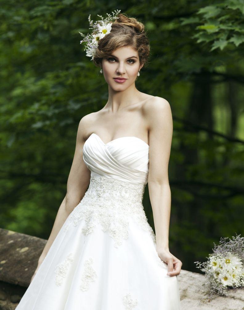 Attractive tea length wedding dress styles wedding dresses show