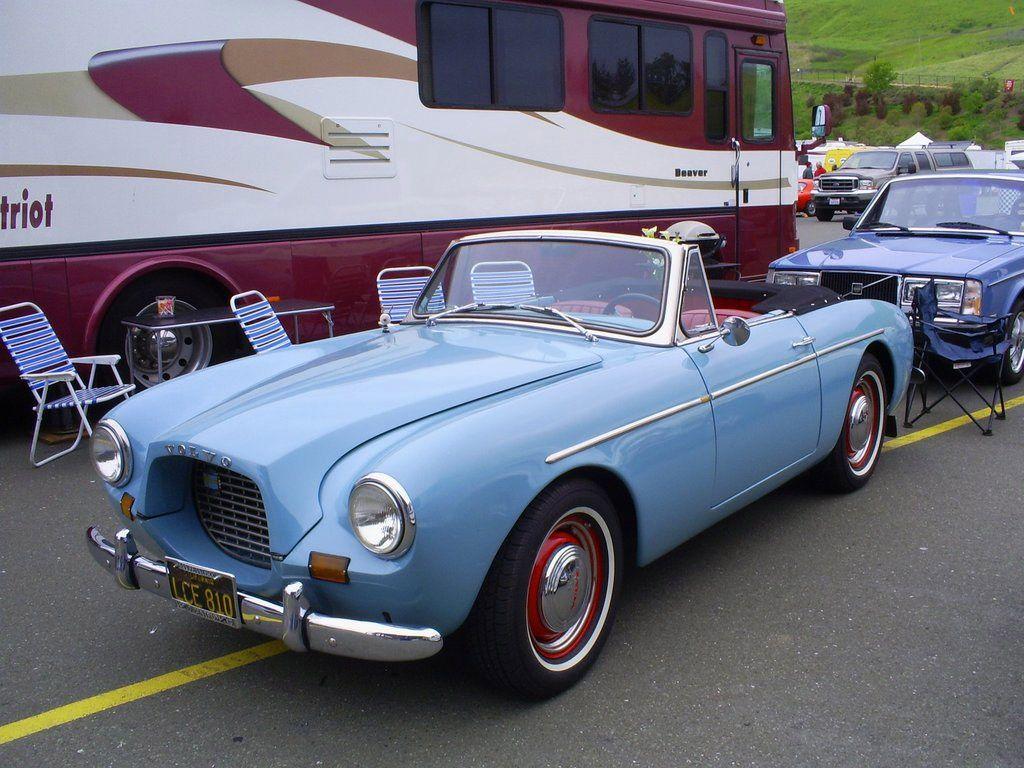 Volvo P1900S Cabrio