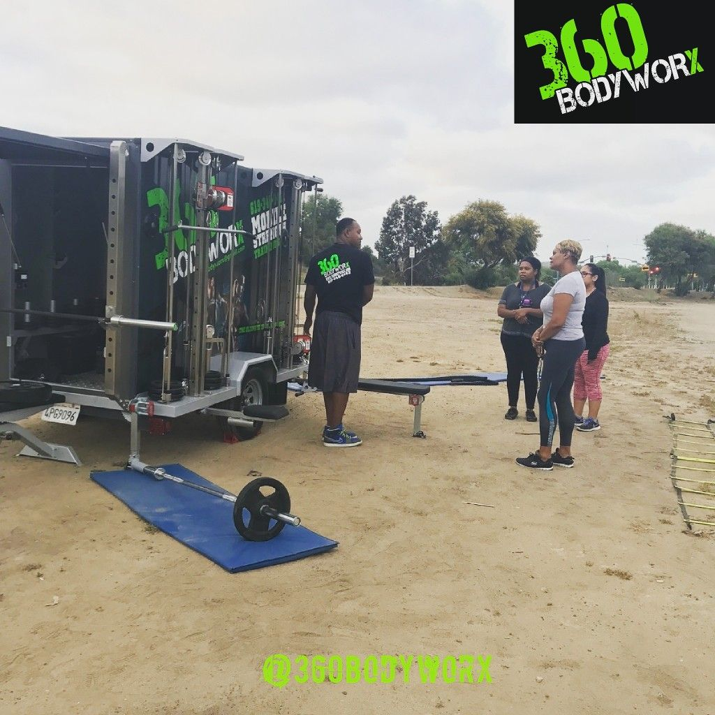360 body worx not only brings the gym to you a personal