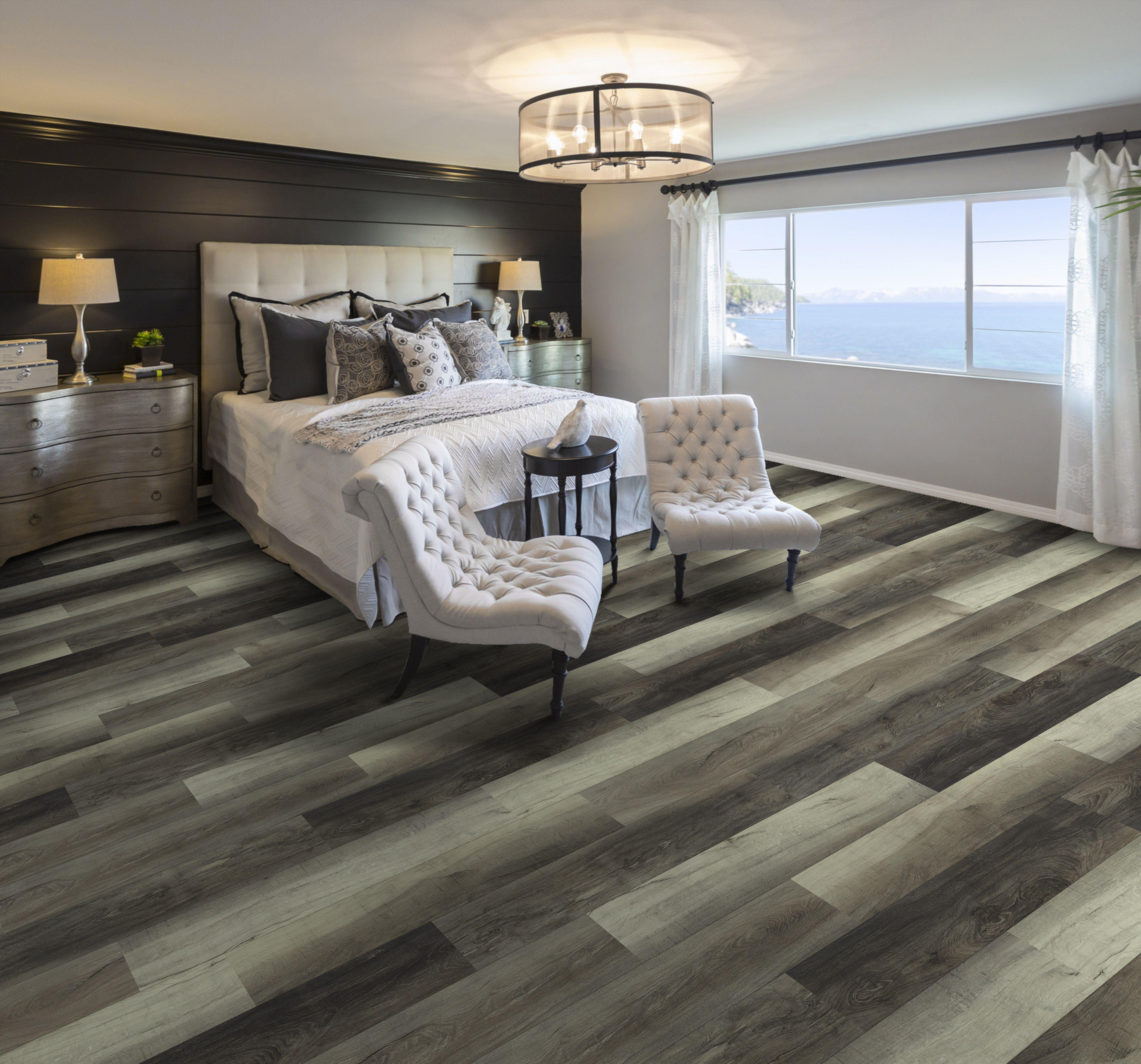 Aspen Oak Luxury Vinyl Plank Residential Flooring Flooring