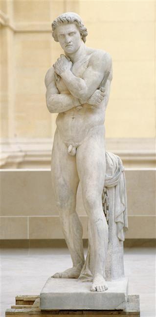 Denis Foyatier Spartacus Skulptur Pinterest Spartacus, Roman - moderne skulpturen wohnzimmer