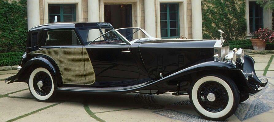 1930 Rolls Royce Phantom Ii Brewster Town Car Rolls Royce Rolls
