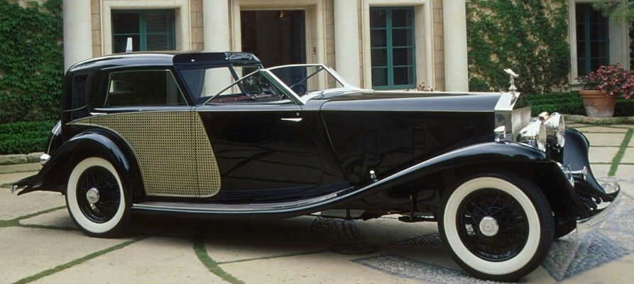 Rolls Royce Phantom Ii Brewster Town Car Classic Cars