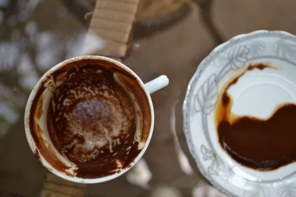 كيفية تعلم قراءة الفنجان Coffee Cup Reading Food Drink