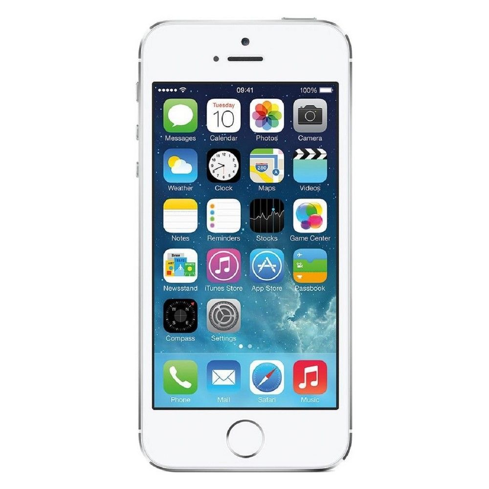 Apple IPhone 5s Pre-Owned (Gsm Unlocked) 16GB Smartphone