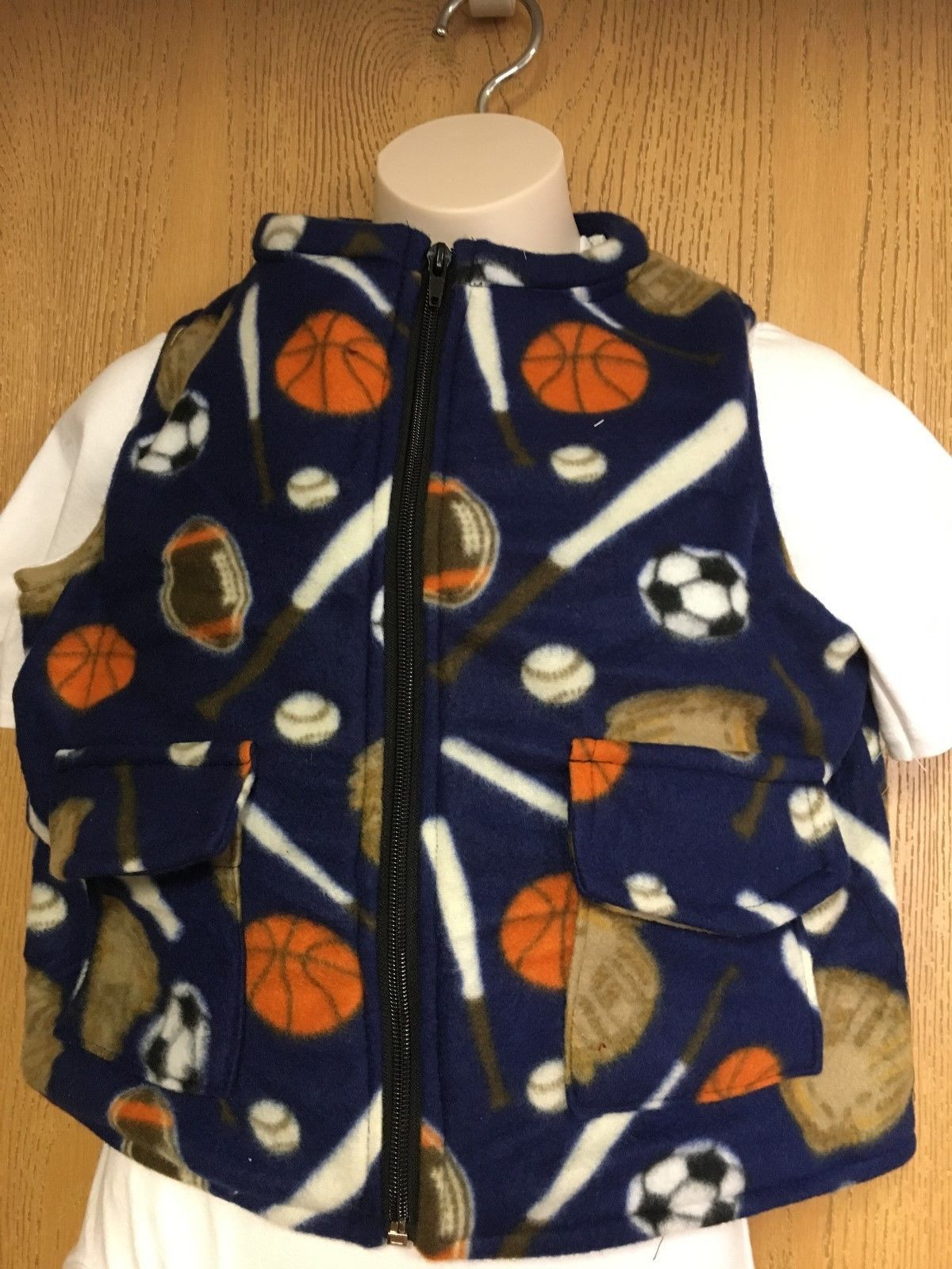 New sz 6 Special Needs Weighted Vest calms Kids with Anxiety