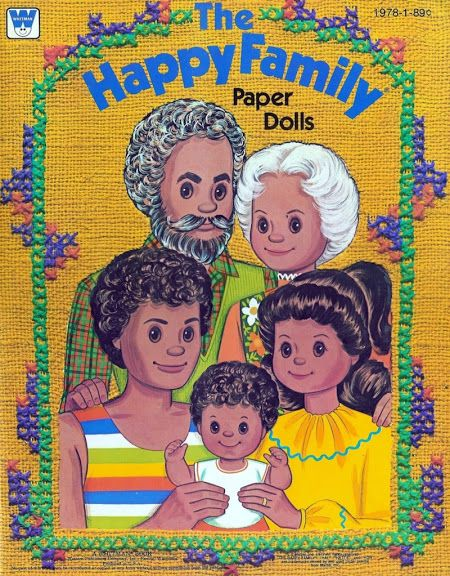 Paper Dolls~The Happy Family - Bonnie Jones - Álbuns da web do Picasa