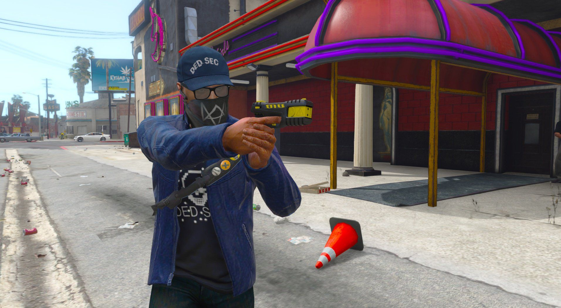 Pics photos grand theft auto iv the law breaking spree continues - Gta 5 Meets Watch_dogs 2 Trailer Video