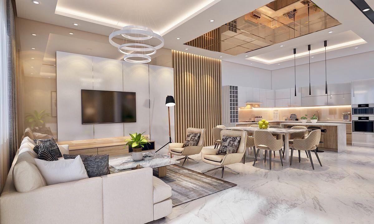 10 Latest Decor Trend Forecasts For Winter 2020 Modern Houses Interior Modern Home Interior Design House Interior New living room decoration