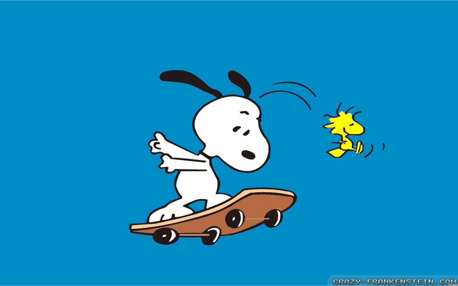 25 Snoopy Fondos De Pantalla HD