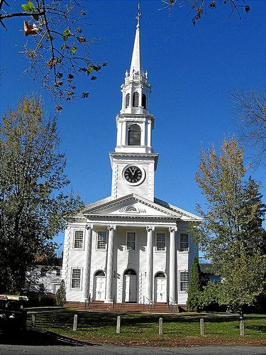 OLD LYME - FIRST CONGREGATIONAL CHURCH | JERRY DOUGHERTY | Flickr