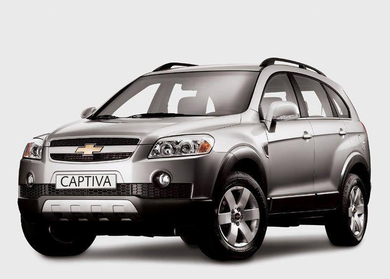 Chevrolet Captiva Image Suv Chevrolet