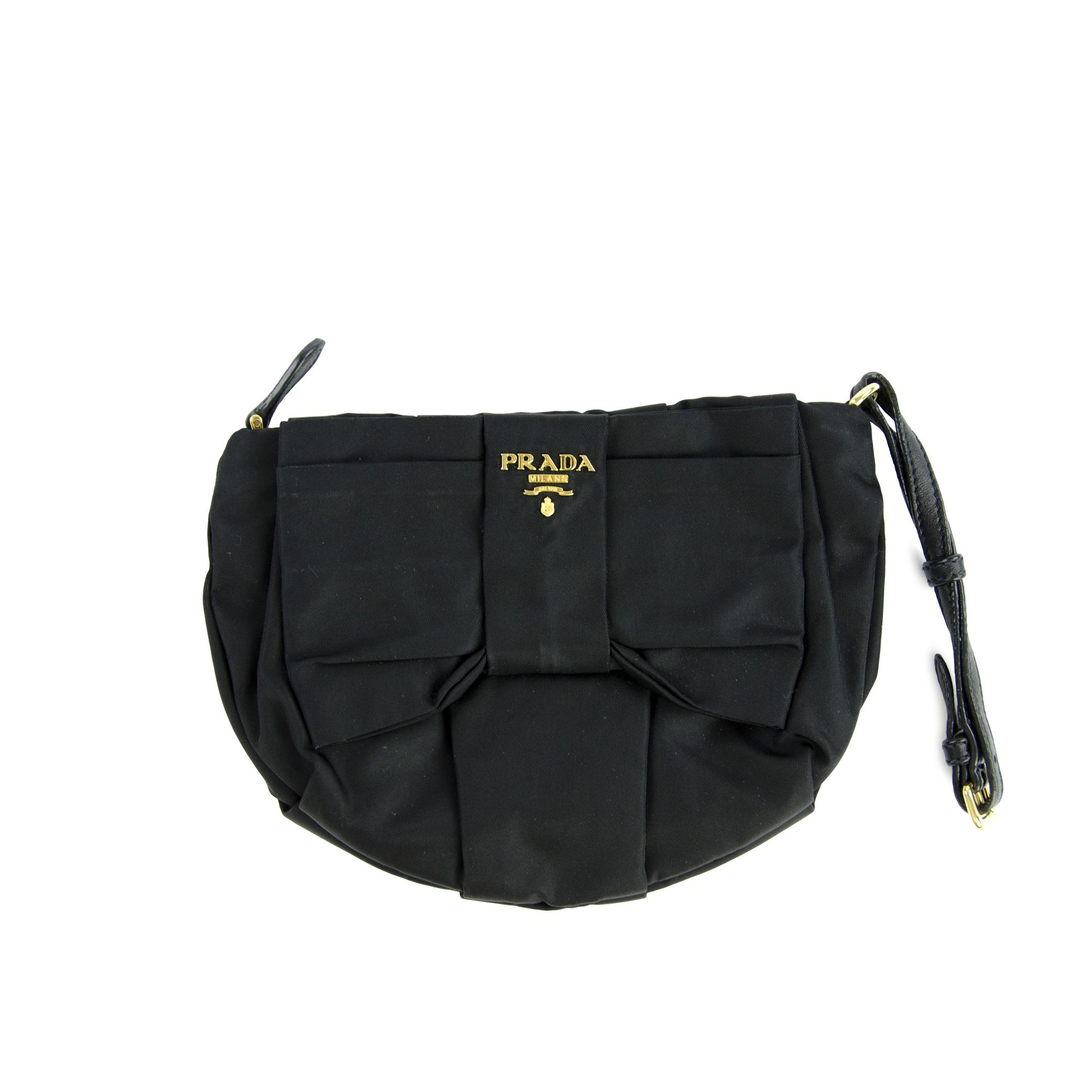 757a5ab84e ... low price prada tessuto wristlet bag with goldtone hardware salmon pink  jacquard lining buckled leather wrist