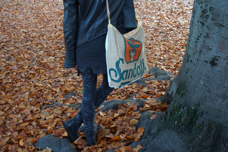 Eco Tote bag by RisenStuff