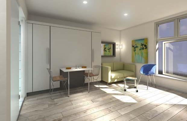 Apartment Guide Micro Tiny Apartments Studio