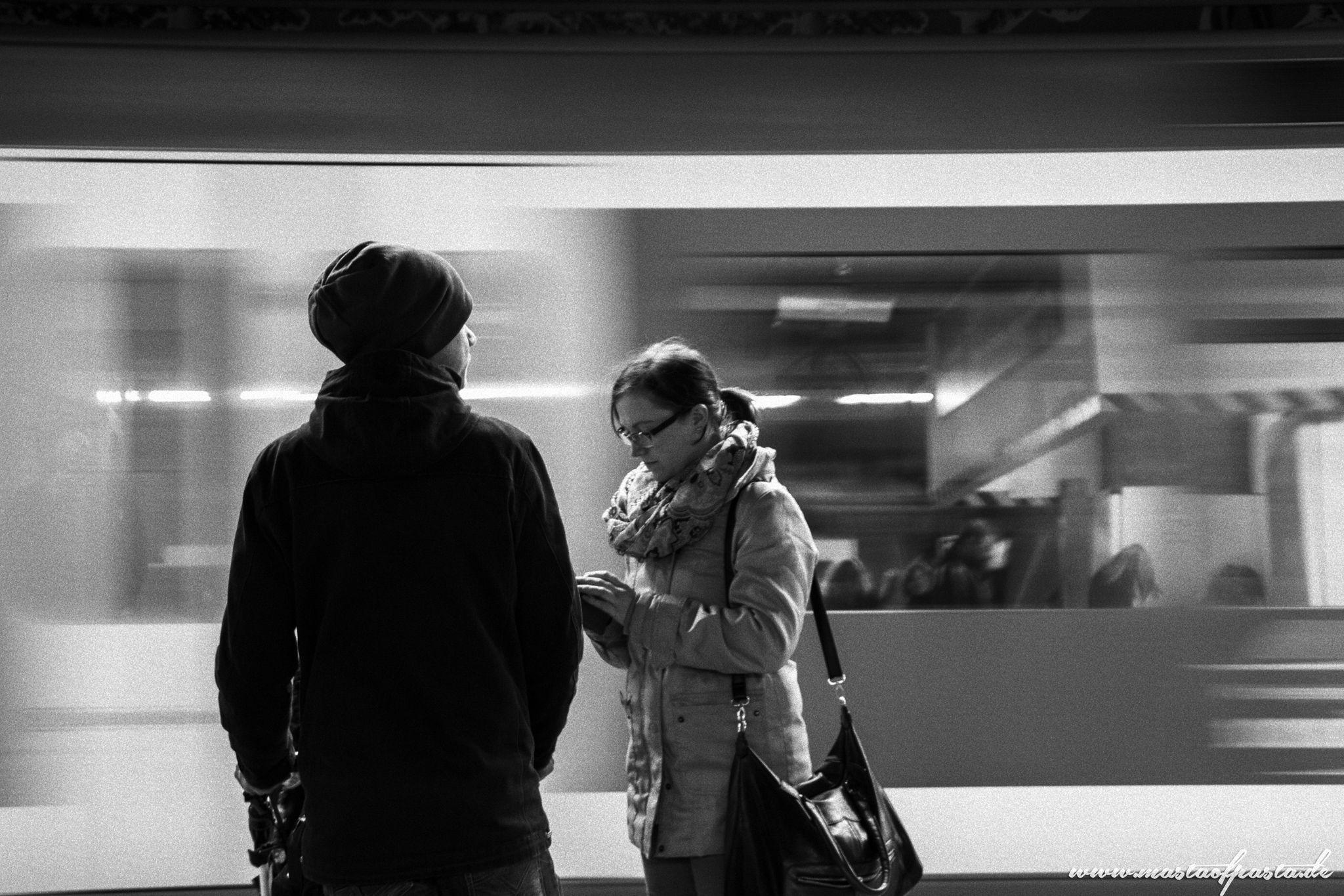 Hamburg, S-Bahnhof Jungfernstieg