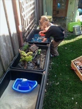36 Best and Fun Backyard Playground Ideas for Kids in 2020 ...