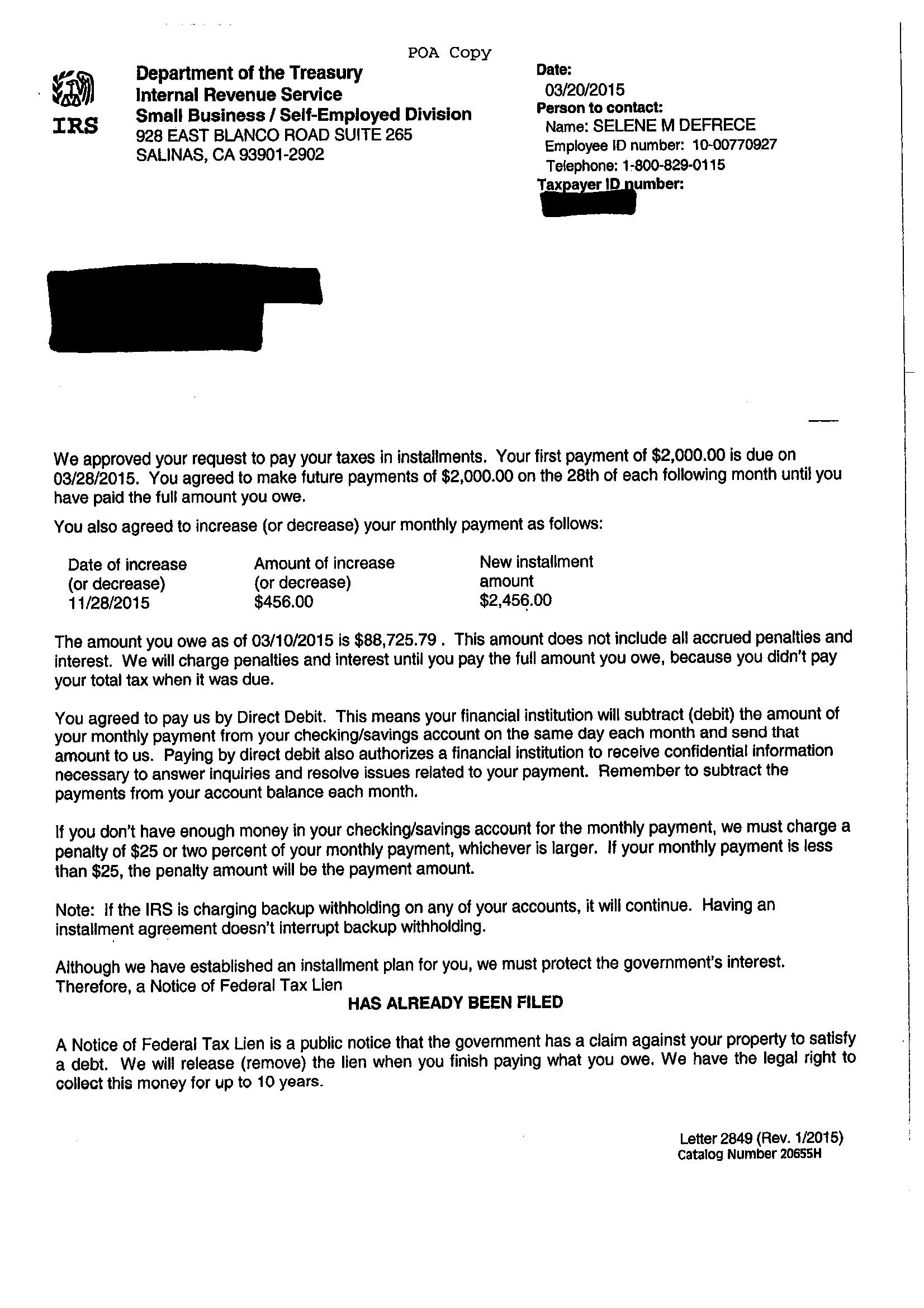 Small Claim Notice Letter Doc Termination Sample Will Rejected