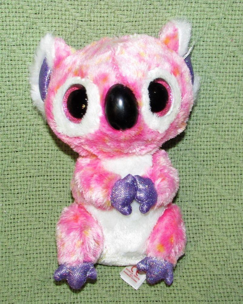 2f75fc2182d Ty BEANIE BOOS KACEY Pink Koala 6