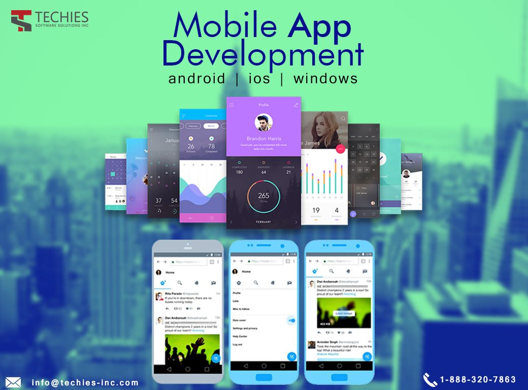 At Techies Software Solutions We Assemble Applications For Each Platform And Industry Whether Its App Development Best Mobile Apps Digital Marketing Solutions