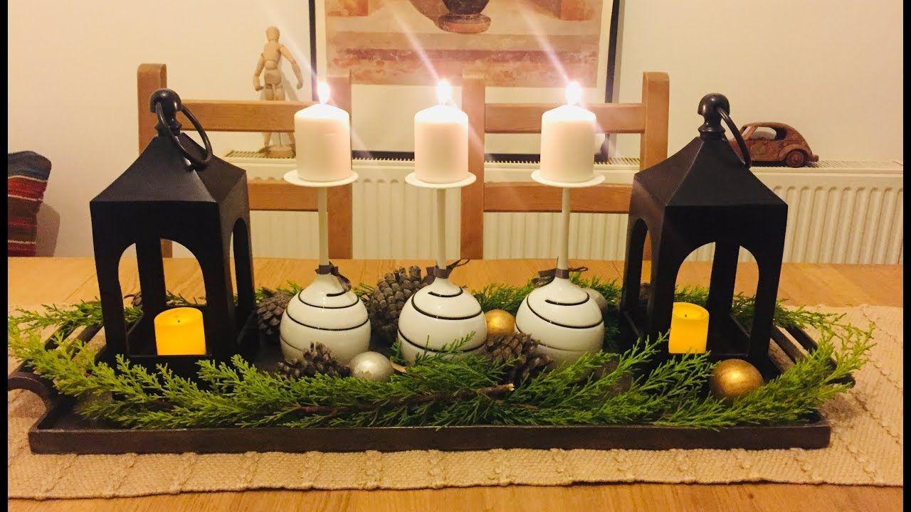 كيفية تزيين وديكور طاولة السفره في المنزل أفكار لتزيين طاولات الطعام الضيوف Table Decorations Decor Table