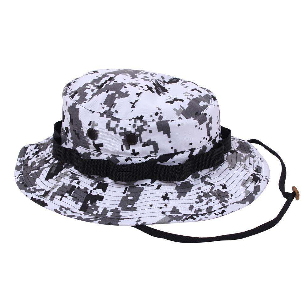 Shop City Digital Camo Boonie Hats - Fatigues Army Navy Gear 7e5aa95d6e2