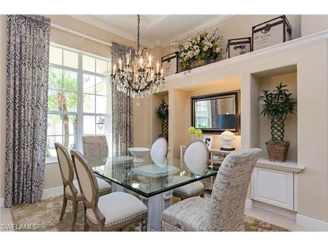 Formal Dining Room That's Comfortable For Guests  Not Too Stuffy Fair The Strand Dining Rooms 2018