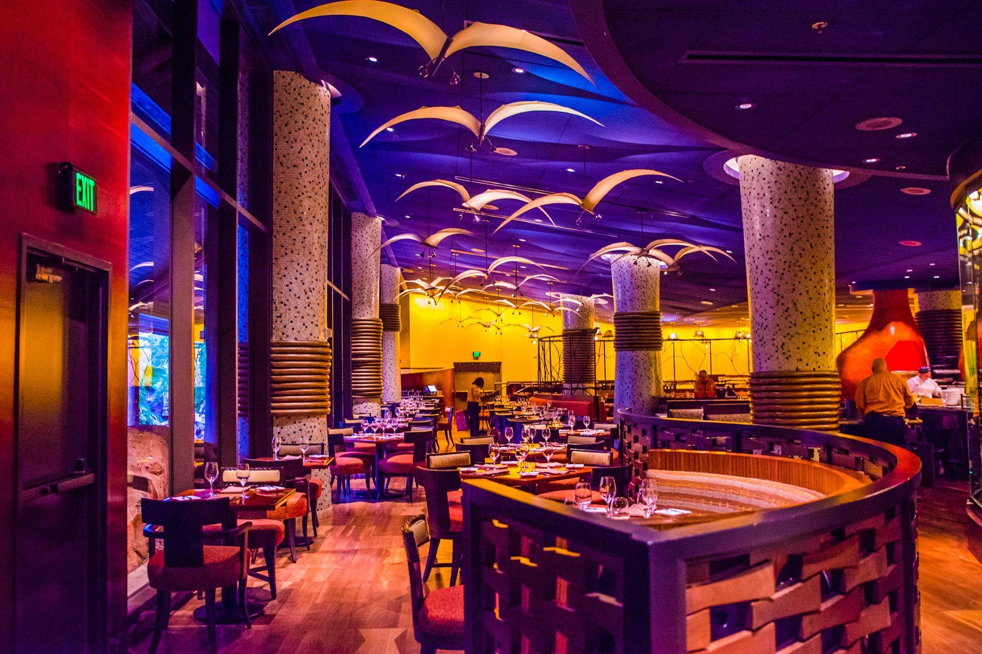 Five Most Romantic Walt Disney World Restaurants Disney
