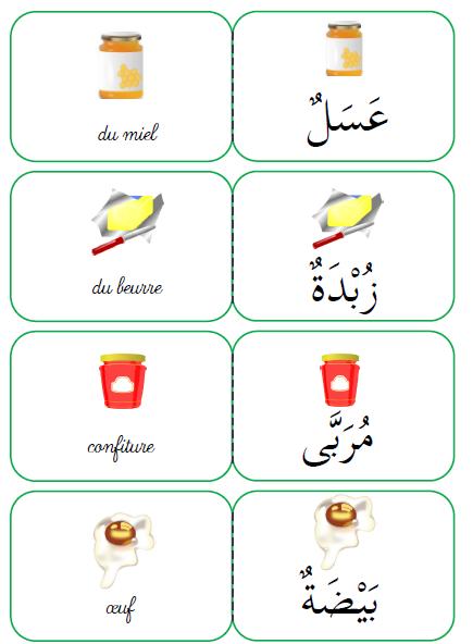 Mon Premier Imagier Arabe Francais Apprendre L Arabe Apprendre L Alphabet Arabe Mot En Arabe