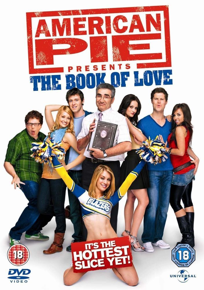 American Pie 7 Book Of Love Dvd 2009 American Pie Love