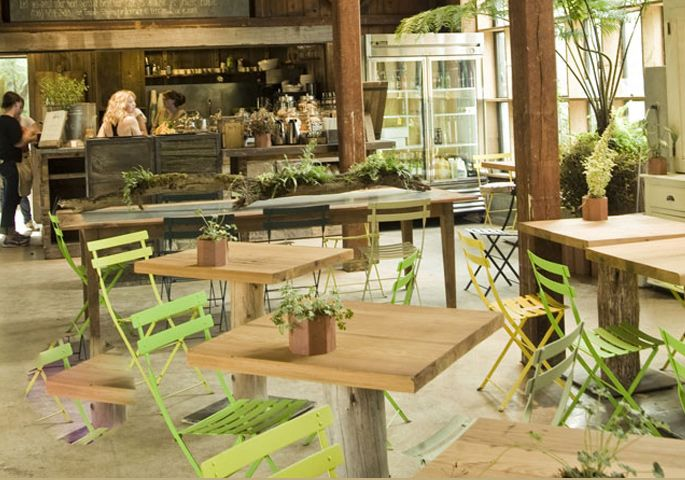 cafe at terrain . pa