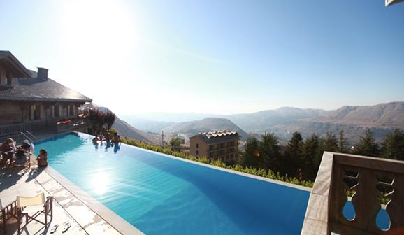 Beiruting Going Out Montagnou Breathtaking Views Outdoor Terrace