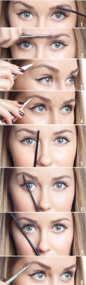 Makeup Ideas Natural Step By Step  Makeup Ideas Natural