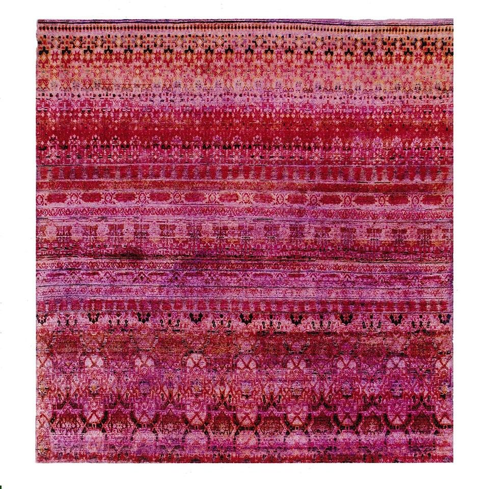 IKAT RED MIX RUG 5X11   Rugs   HD Buttercup Online U2013 No Ordinary Furniture  Store