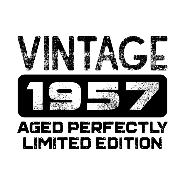 1957 Geburtstag