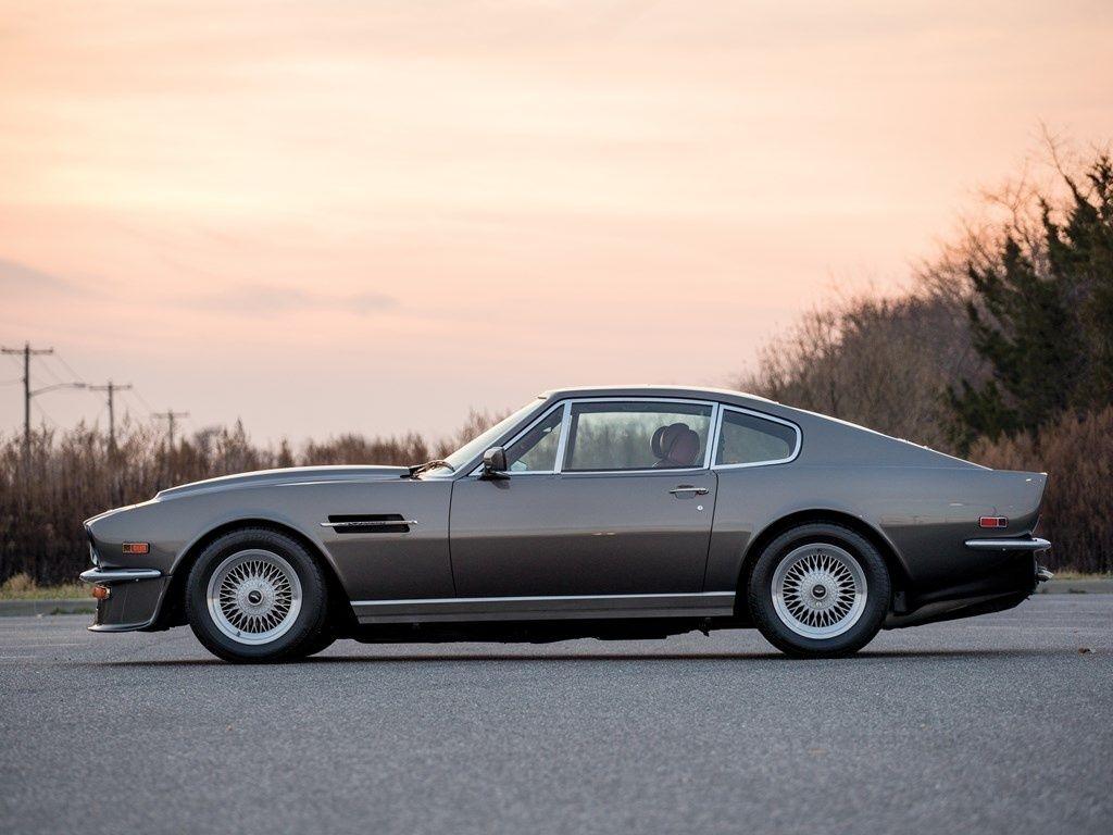 1979 Aston Martin V8 V8 Vantage Specification Oscar India Classic Driver Market Aston Martin V8 Aston Martin Aston Martin Lagonda