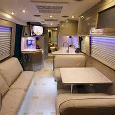 Interior Gmc Motorhome Restoration With Images Motorhome