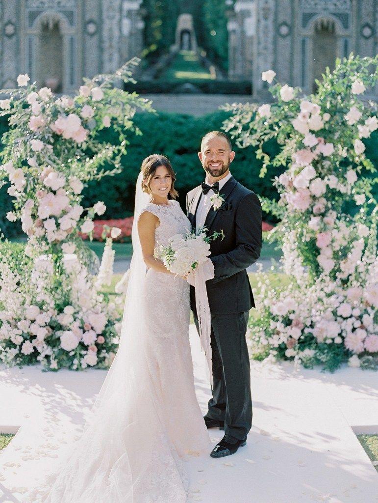 Lake Como Wedding Part Two Villa D Este Cernobbio Italy Lake Como Wedding Cheap Wedding Flowers Destination Wedding Style