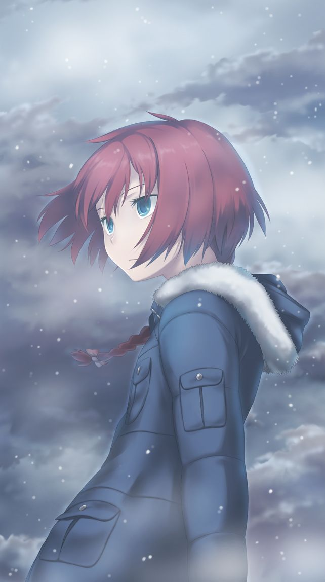 Suou Pavlichenko Darker Than Black Red Hair Anime Characters