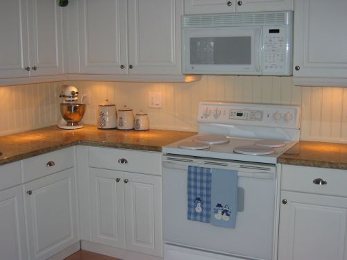 bead board backsplash | Beadboard is a popular choice of material ...