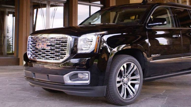 2020 Gmc Yukon Towing Capacity Engine Gmc Trucks Gmc Gmc Yukon