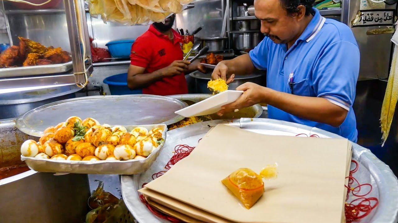 Allauddins briyani musteat singapore indian food at