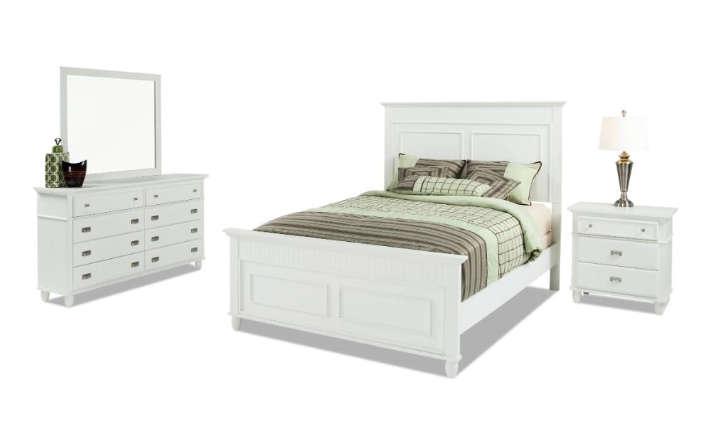 Spencer Queen White Bedroom Set In 2021 White Bedroom Set Bedroom Sets Queen Twin Bedroom Sets
