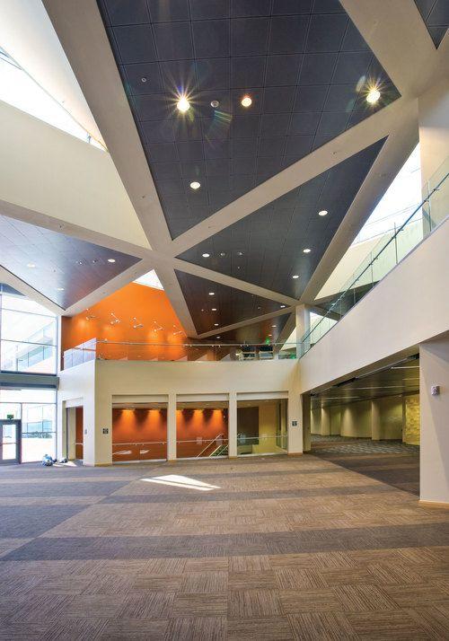 utah valley university new science center schooldesign