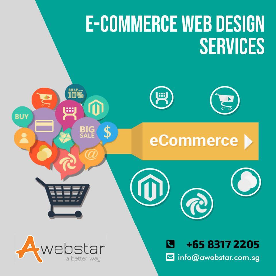 Ecommerce Web Design Company Singapore Custom Web Development Ecommerce Web Design Web Design Website Design Services