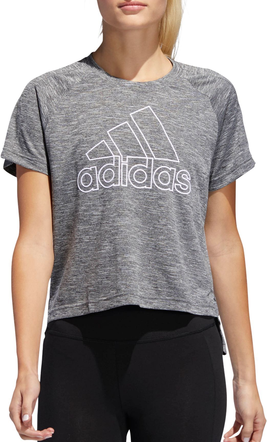 72ede5ca7a44bd adidas Women's Sport 2 Street Prize T-Shirt in 2019   Products ...